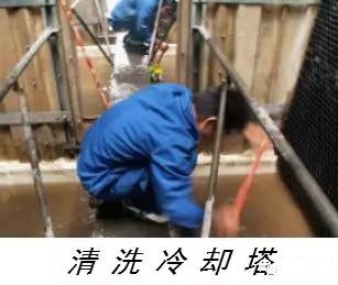 工业循环水处理的应用