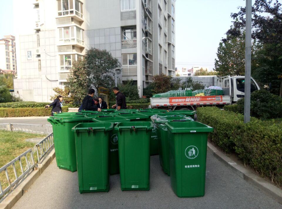 青岛环保垃圾桶专卖