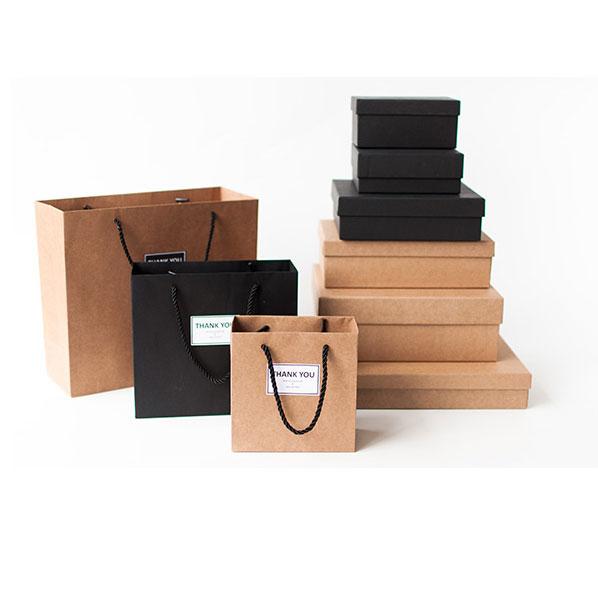纸箱和包装盒在设计印刷上有哪些不同?