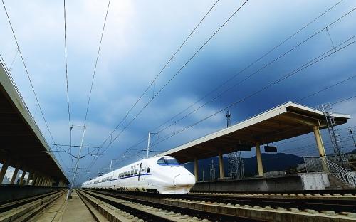 广西经济搭上高铁列车 加速融入粤港澳大湾区