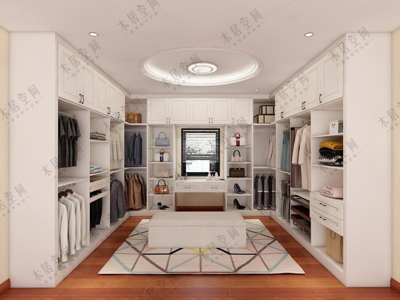 深圳实木定制家具,怎样选择实木衣柜?