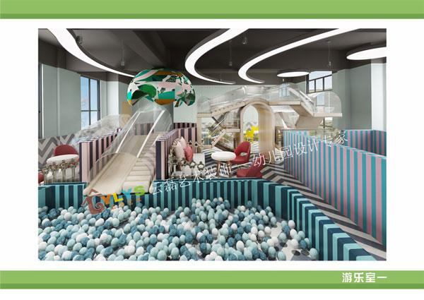 幼儿园装修设计 高端幼儿园装修注意事项