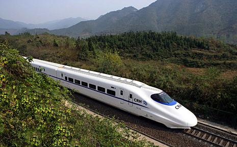 广西:高铁运营里程1771公里位居中国前列