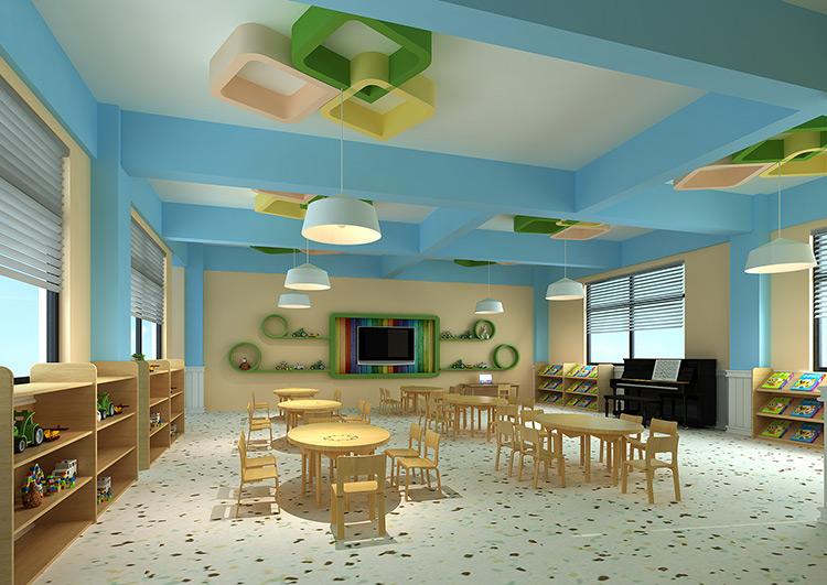 幼儿园装修设计时材料如何选择