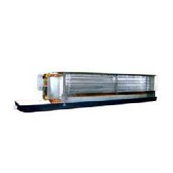 中央空調工程公司詳述如何選擇風機盤管