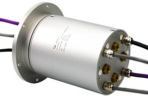 精密导电滑环在气象雷达上的作用