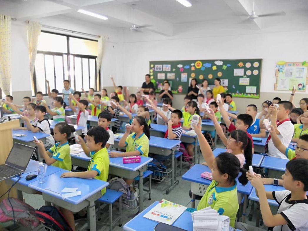双师课堂加答题器,是过渡还是教培行业的一次变革?
