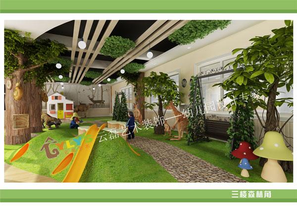 简述幼儿园设计装修公司未来的发展趋势
