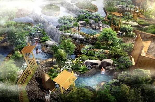 怡情谷温泉在哪里?怡情谷温泉交通路线,广东温泉旅游自由行必备