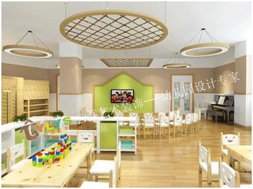 进行幼儿园设计装修需要注意什么