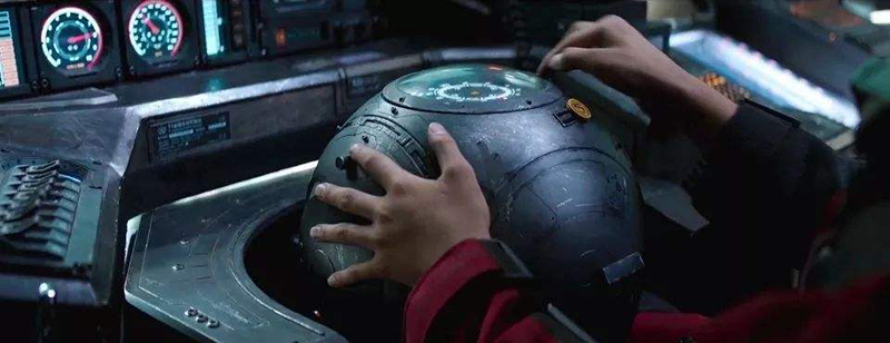 硬核科幻电影《流浪地球》里,也有导电滑环的身影(三)