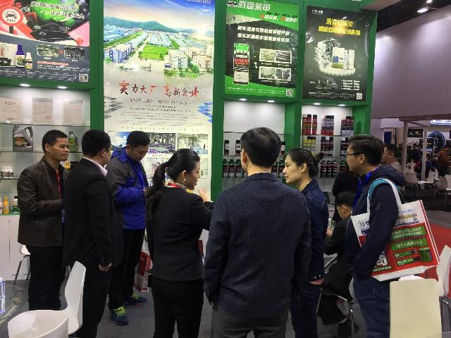 """东莞国际汽车后市场博览会,车境界新品异彩绽放吸""""金""""无数"""