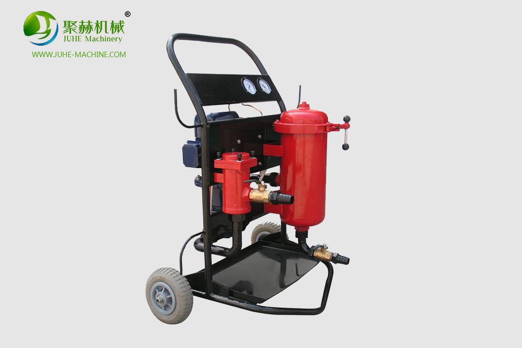 滤油机厂家的产品具有哪些特点