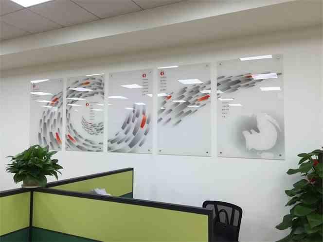 武汉文化墙设计制作选择武汉展艺广告有限公司