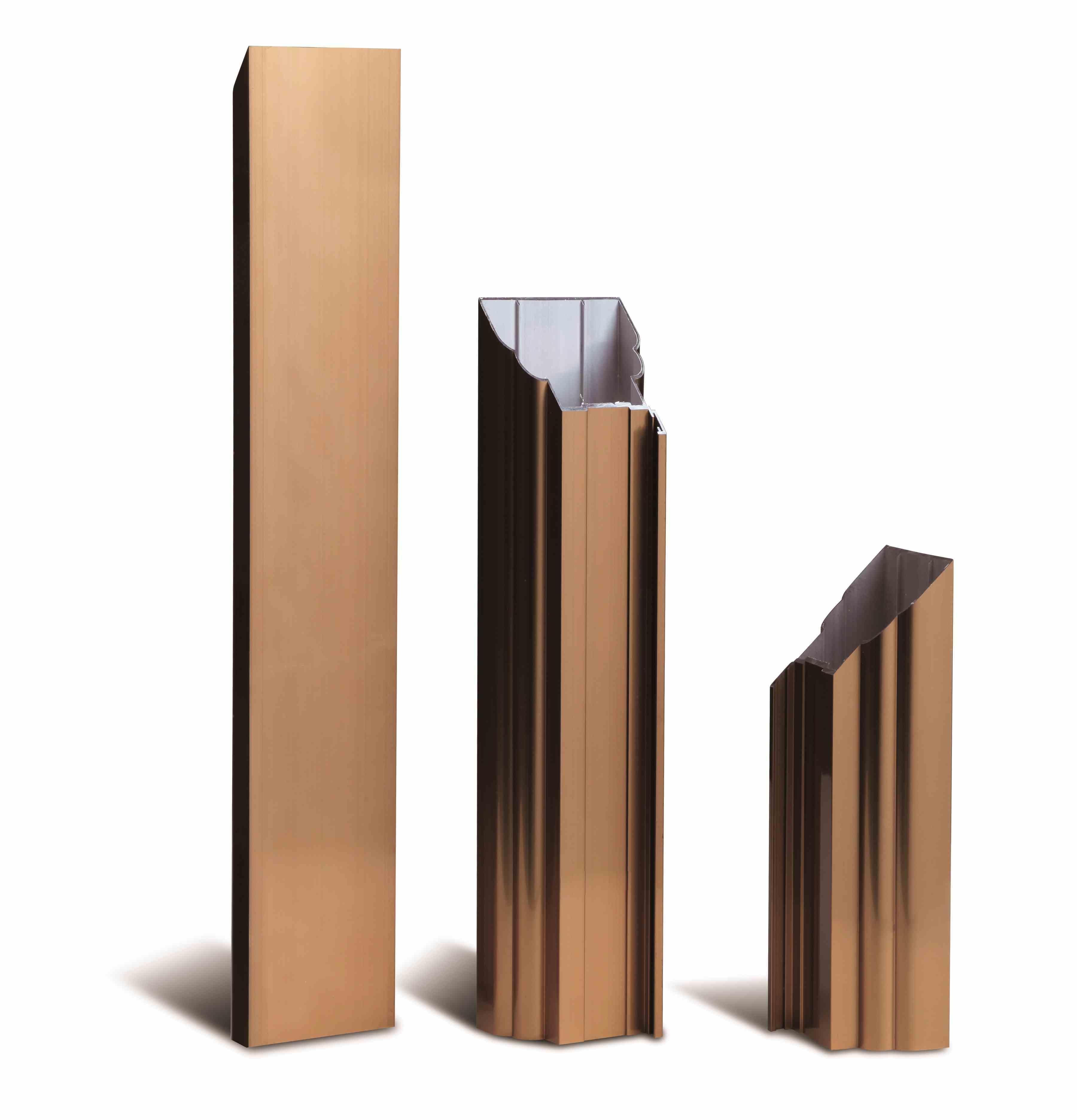 高力登专业生产铝合金建筑型材