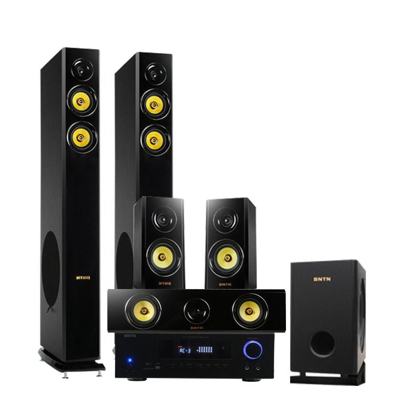 客厅家庭影院系统坦普电子,家用音响大牌为你而省!