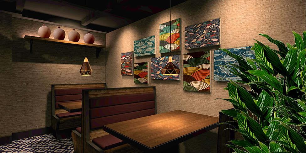 餐厅装修设计图片