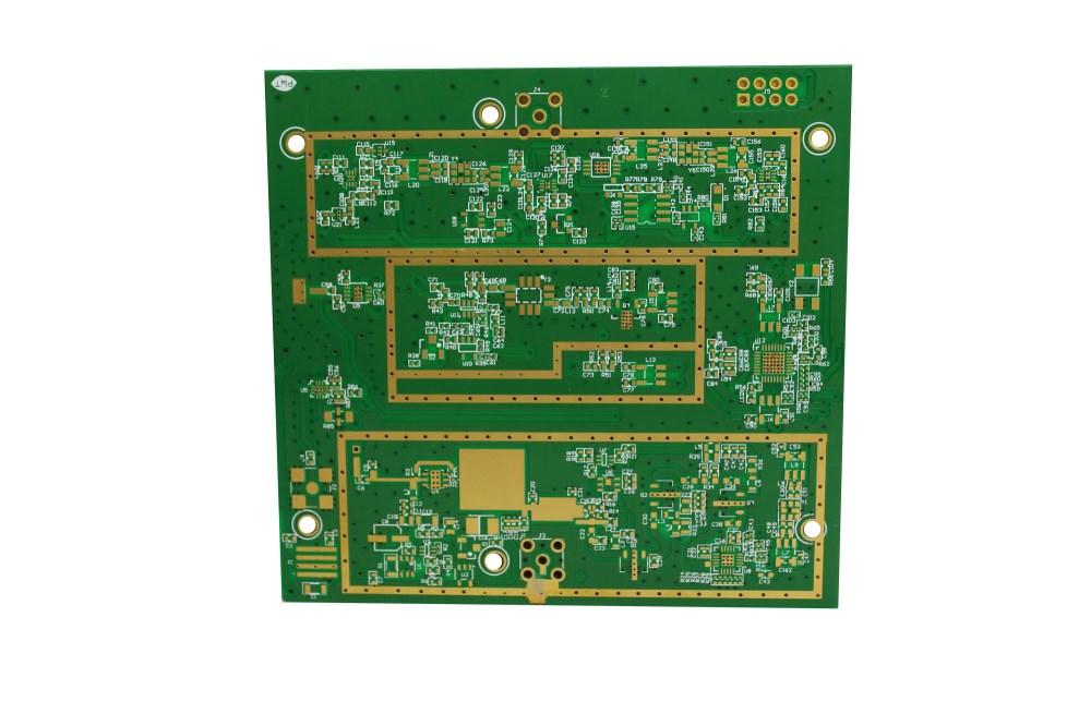 匯合電路專業生產PCB電路板
