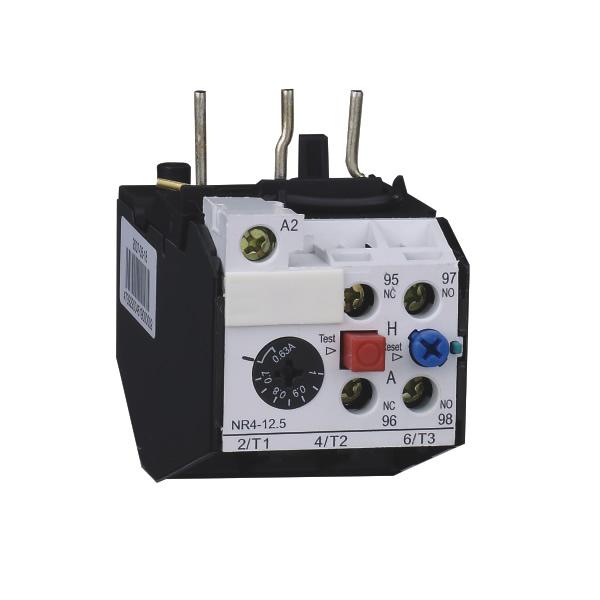 正泰专业生产热继电器