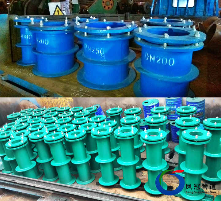 佛山凤冠专业提供膨胀节厂家、柔性防水套管生产,欢迎来电咨询: