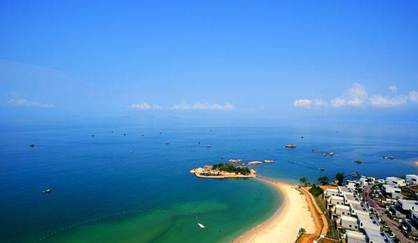 广东沙滩旅游景点自驾游
