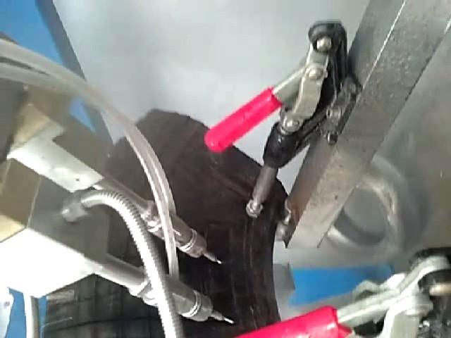 必通科技高压清洗机,专业轮胎断面切割机经验丰富