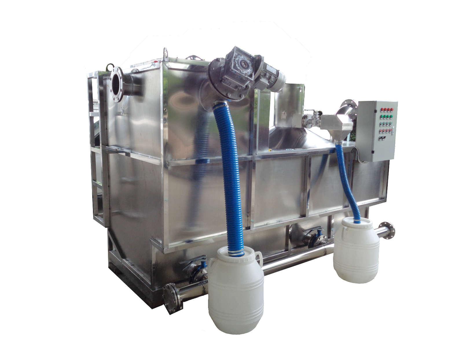 桑德思专业生产全自动油水分离器