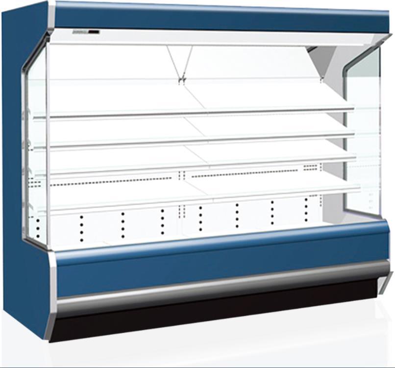水果保鲜柜生产厂家 齐美电器是有多年经验商用制冷设备生产厂家