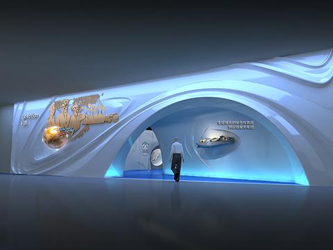 昱上专业展览设计制作,展厅展馆建设与设计包装设计与平面设计哪个好知图片