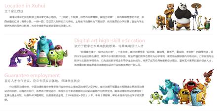 上海交大教育(集团)有限公司,一家专业致力于漫画培训、插画设计培训、动漫培训学校服务