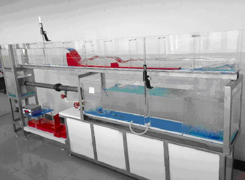 毕托管测速实验仪选奔流自循环明渠水力学多功能实验仪,服务好