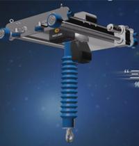轻型起重机认准瑞恒德轻型起重机,定制批发,厂家直销