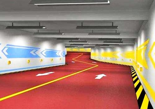 来料检验按标准,停车场划线产品质量有保证