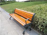 高质量的松果铸铁公园椅,最新报价