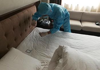 酒店宾馆卫生检测品牌就选山东丰舜检测 成就河北洁净手术室检测