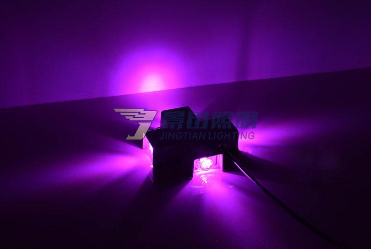景田照明专业生产led十字星光灯