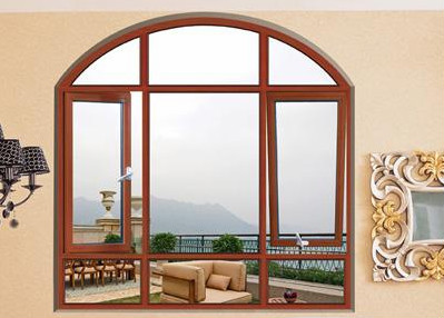 洛克铝包木门窗湖北断桥铝门窗行业的优选