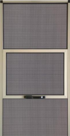 选择洛克铝木包门窗,为您提供高端金刚网防盗纱窗服务