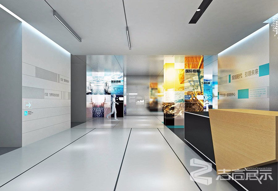 行业前列的展厅设计,详情请致电商家展厅设计新报价