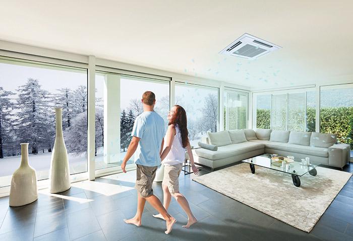 可信赖的石家庄家用中央空调选出中央空调,赢得消费者的信任