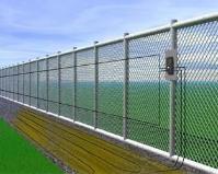 京安能专业生产光纤围栏