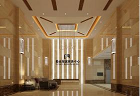 深圳写字楼装修低价位,高品位