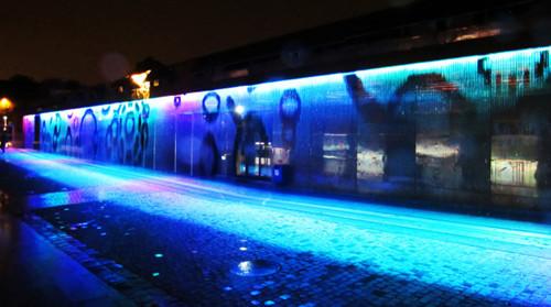 水奇迹专业从事数码水幕、水幕、互动水幕生产与销售