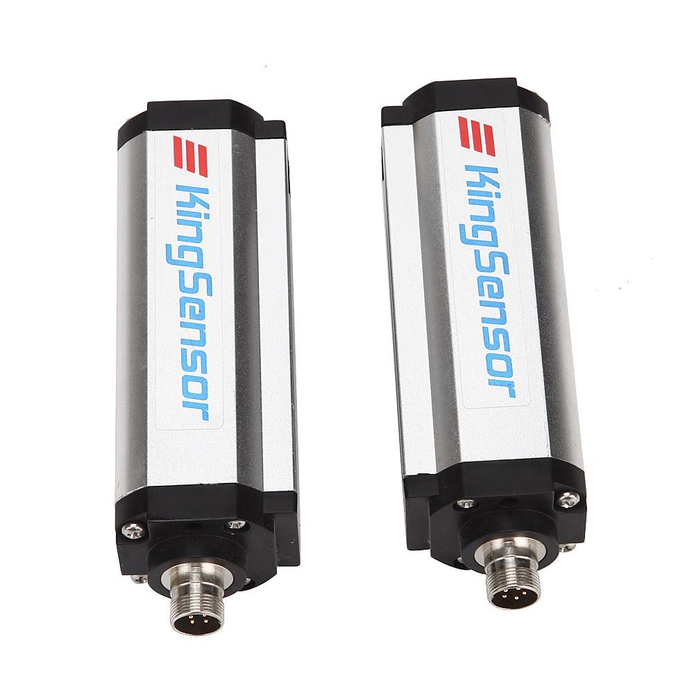 带您深入了解安全光栅的 工作原理及用途安全光栅由投光器和受光器两
