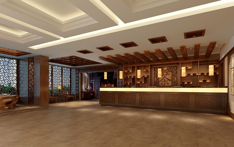 龙居天下提供成都茶楼设计