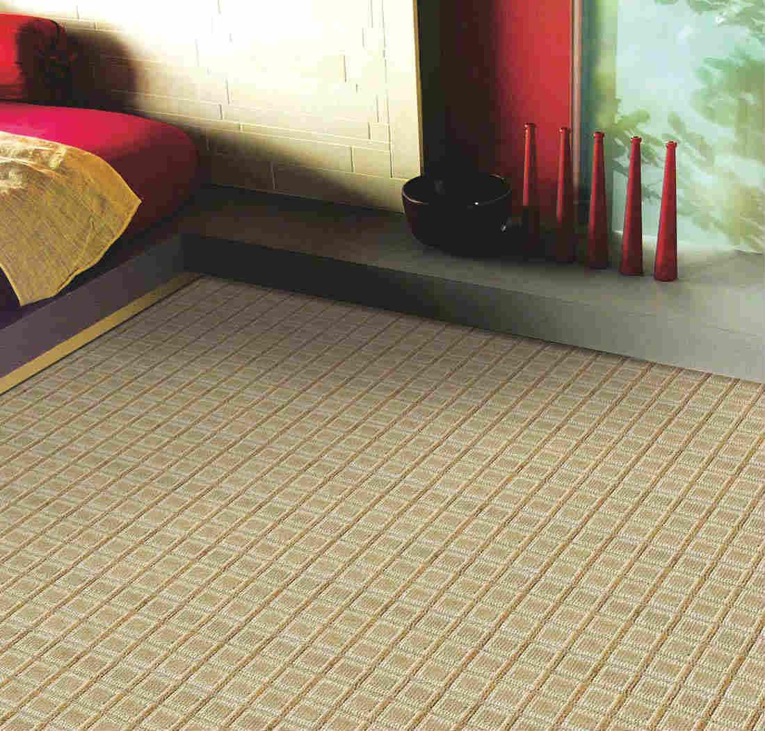 手工羊毛地毯设计定制
