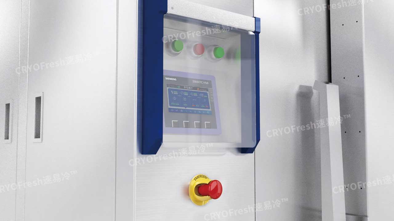 全球领先的CRYOFresh 速易冷液氮速冻柜,液氮速冻设备为您提供优