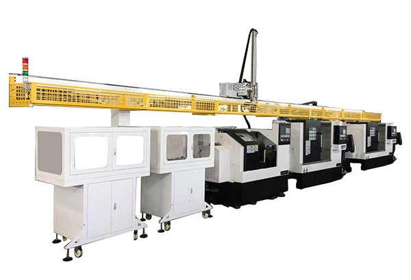 开浦,比较好的数控车床机械手公司,自动化设备产品及服务专业到位