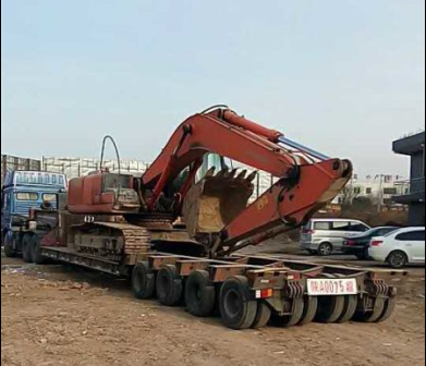 圣融达物流公司提供专业的全国挖掘机运输服务