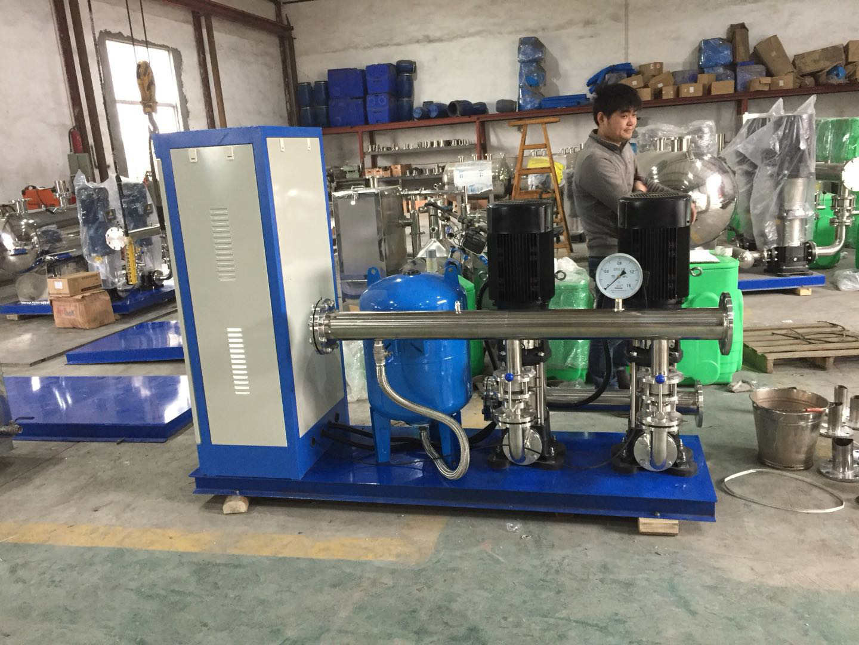 变频调速生活给水设备供应